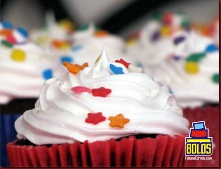 cupcake marshmallow, cupcake chocolate, voltinha cupcake, bolos decorados fabiana correia, bolos maceió-AL 2