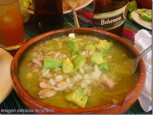 POZOLE VERDE