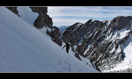 Klettersteig Wankspitze : Wank klettersteig am klettersteige bergundsteigen