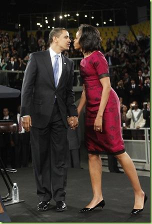 APTOPIX Obama US France