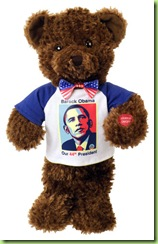 teddy obama