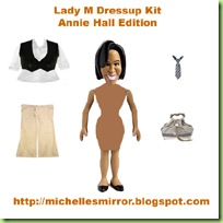 Lady M Dressup kit - DOWNLOAD