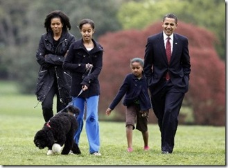 US Obama Dog