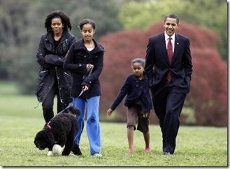 US Obama Dog