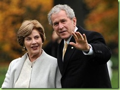george_laura_bush