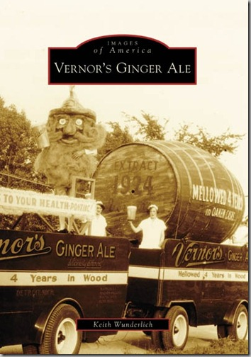 ginger ale book