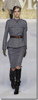 Max Mara military