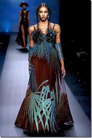 fall holiday gown jean-paul-gaultier
