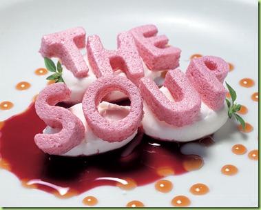 styrofoam food