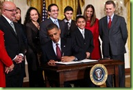 exec order on WH initiative on Educ Excellence for Hispanics