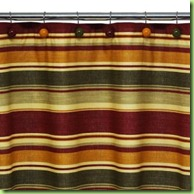 Lodge-Stripe-Shower-Curtain