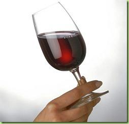 holding-wine