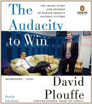 Audacity-to-Win-Obamas-Victory-David-Plouffe-unabridged-compact-discs-Penguin-Audio-books