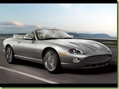 2006 Jaguar XK 'Victory' Edition