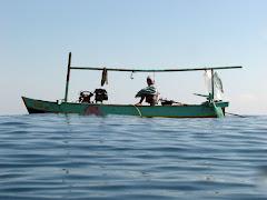 Local fisherman