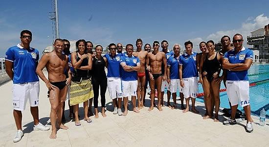 Roma 09 - Campionati del Mondo di Nuoto, Lido di Ostia (Roma)