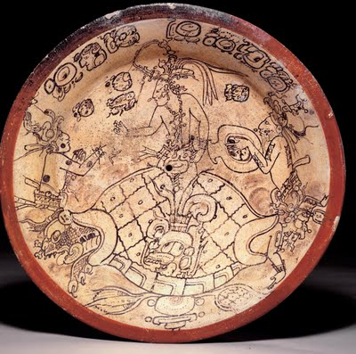 k1892, bowl featuring hero twins