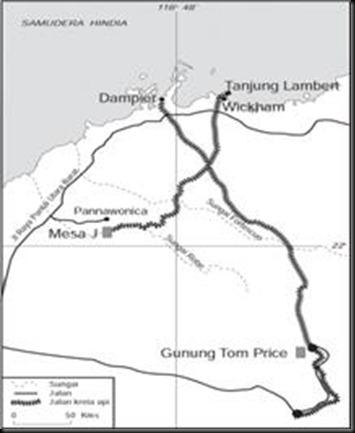 gambar daerah pilbara