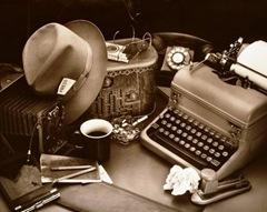 Não é fácil escrever um livro.