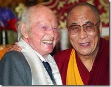 Harrer e Dalai Lama