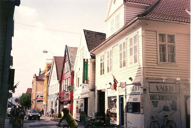 Obiective turistice Norvegia: Bergen.jpg