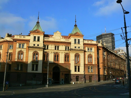 Imagini Serbia: prin Belgrad