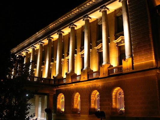 Imagini Serbia: Belgrad noaptea.JPG