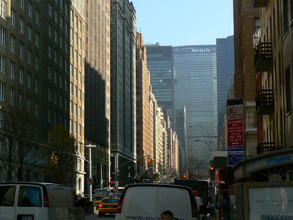 Atractii turistice SUA: Lexington Avenue, Manhattan, New York