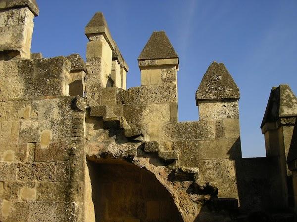 Obiective turistice Spania: Alcazar Cordoba