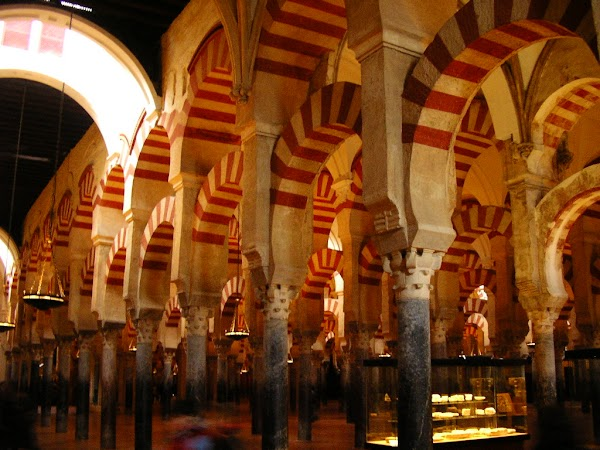 Obiective turistice Spania: Mezquita-Catedral, Cordoba