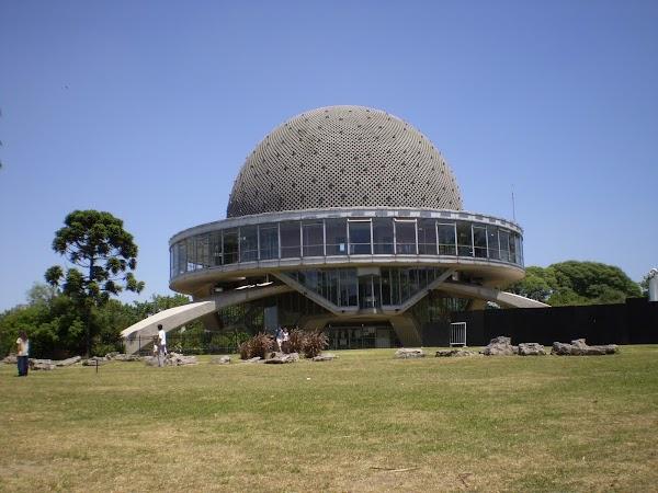 Obiective turistice Argentina: Planetariu, Buenos Aires