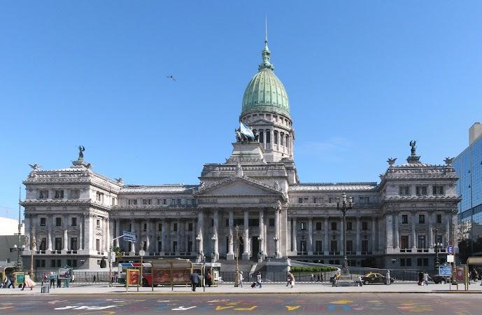 IMagini Argentina: CONGRESUL NATIUNII, Buenos Aires