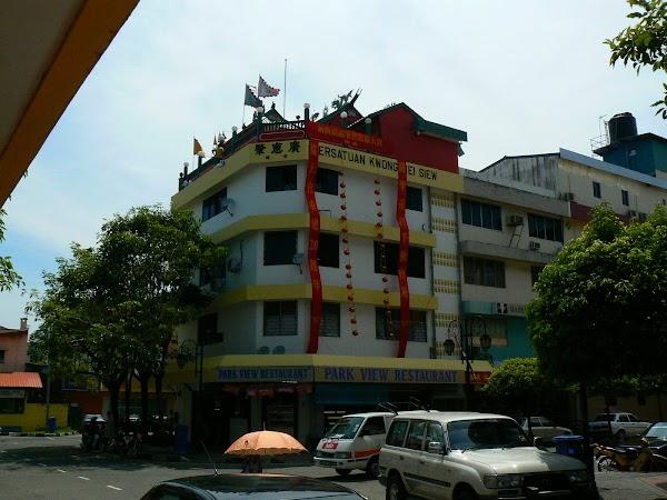Atractii Malaezia: restaurant chinezesc in Pulau Labuan