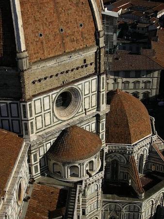 Obiective turistice Italia: in Campanile di Giotto, Florenta