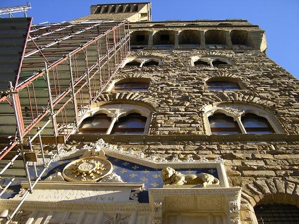 Obiective turistice Italia: Firenze, Palazzo Vecchio.JPG