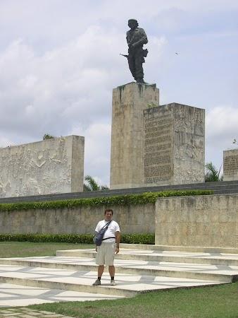 Obiective turistice Cuba: monumentul lui Che din Santa Clara.jpg