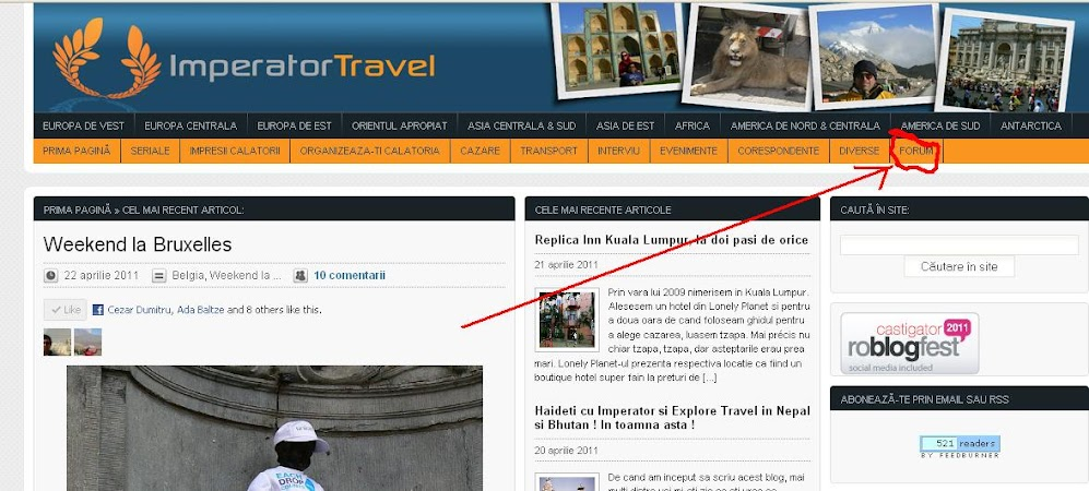 Imperator travel forum
