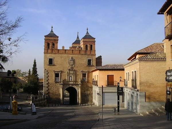 Obiective turistice Spania: Puente de San Martin.JPG