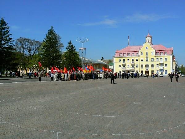 Obiective turistice Ucraina: Dasvidania, tovarasi !.JPG