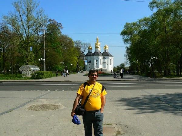 Obiective turistice Ucraina: la plecarea din Cernighiv