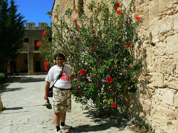 Imagini Cipru de Nord: castelul Kyrenia.JPG