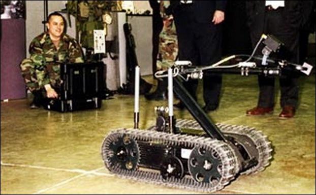 TALON Small Mobile Robot26