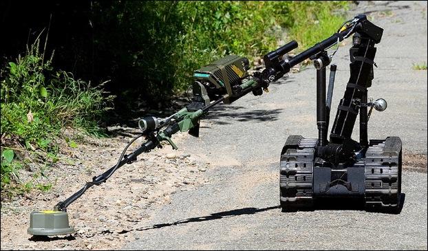 TALON Small Mobile Robot29