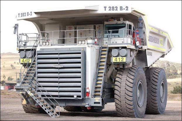 Liebherr T 282B 18