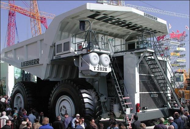 Liebherr T 282B 29