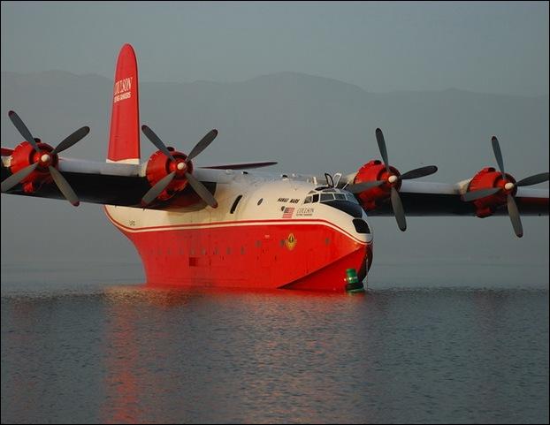 Martin Mars Water Bomber 13