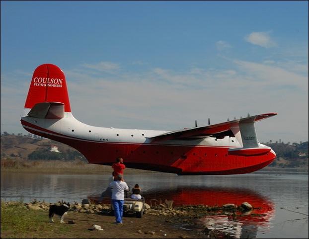 Martin Mars Water Bomber 11