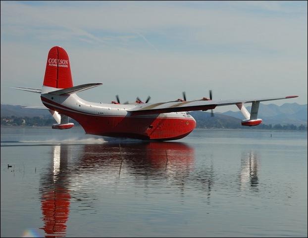 Martin Mars Water Bomber 12