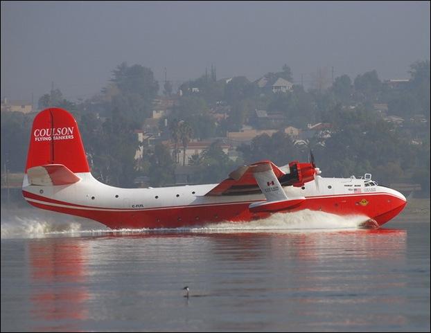 Martin Mars Water Bomber 20