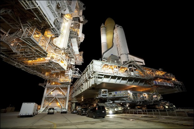 nasa crawler transporters 122